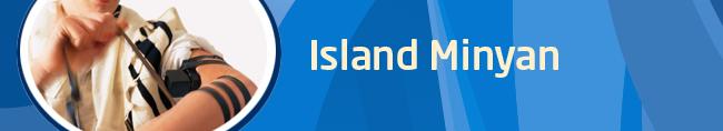 Island Minyan